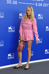"""74th Venice Film Festival 2017 Photocall film """"Lean on Pete"""" Pictured: Chloe Sevigny"""