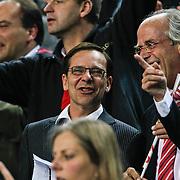 NLD/Amsterdam/20100928 - Champions Leaguewedstrijd Ajax - AC Milan, Frank de Grave