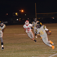2016 South Pontotoc Playoff Football