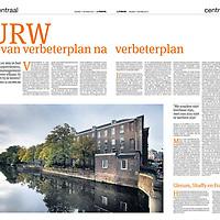 Parool 11 oktober 2013: problemen met verpleeghuis Saphatihuis in Amsterdam
