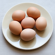 Brown Eggs locally sourced
