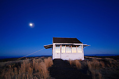 Fire Lookout Photos - Oregon fire lookout, stock photos