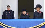 12.11.2017, London; UK: KATE MIDDLETON MOVED OFF MAIN BALCONY FOR REMEMBRANCE<br />
