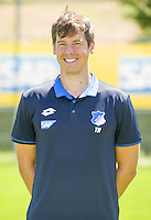 German Bundesliga - Season 2016/17 - Photocall 1899 Hoffenheim on 19 July 2016 in Zuzenhausen, Germany: Timmo Hardung. Photo: APF | usage worldwide