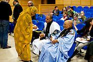 Roma 16 Novembre 2013<br />  Saharawi che partecipano , alla giornata conclusiva  del 38&deg; EUCOCO, conferenza Europea di Coordinamento dei Comitati di solidariet&agrave; con il popolo sahrawi,  alla  sede  della Regione Lazio  a Roma.<br /> Rome November 16, 2013<br /> Saharawi participating, to the final day of the 38th EUCOCO, European Conference of Coordination Committees of solidarity with the Saharawi people, the headquarters of the Region of Lazio in Rome