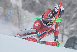 Henrik Kristoffersen (NOR) during 1st run of Men's Slalom race of FIS Alpine Ski World Cup 57th Vitranc Cup 2018, on March 4, 2018 in Kranjska Gora, Slovenia. Photo by Ziga Zupan / Sportida