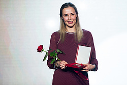 Anamarija Lampic at 55th Annual Awards of Stanko Bloudek for sports achievements in Slovenia in year 2018 on February 4, 2020 in Brdo Congress Center, Kranj , Slovenia. Photo by Grega Valancic / Sportida