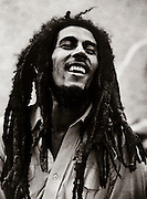 Bob Marley - Sunsplash Backstage