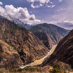 China - Tiger Leaping Gorge (Yunnan)