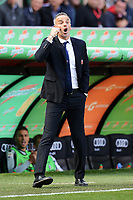 """Stefano Piioli allenatore del Bologna<br /> Milano 22/4/2012 Stadio """"Giuseppe Meazza - San Siro""""<br /> Football Calcio 2011/2012 Serie A<br /> Milan Vs Bologna<br /> Foto Insidefoto Andrea Staccioli"""