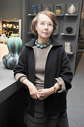 HELENE DAVID-WEILL at the Moet Hennessy Pavilion of Art & Design London Prize 2009 held in Berkeley Square, London on 12th October 2009.