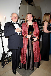 GERALD RAND The Lord of Lynford and DR O SIGALOVA at the 13th annual Russian Summer Ball held at the Banqueting House, Whitehall, London on 14th June 2008.<br /><br />NON EXCLUSIVE - WORLD RIGHTS