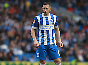 Brighton central midfielder Andrew Crofts during the Sky Bet Championship match between Brighton and Hove Albion and Preston North End at the American Express Community Stadium, Brighton and Hove, England on 24 October 2015. Photo by Bennett Dean.