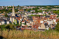 France, Indre (36), Argenton-sur-Creuse, vue générale // France, Indre (36), Argenton-sur-Creuse