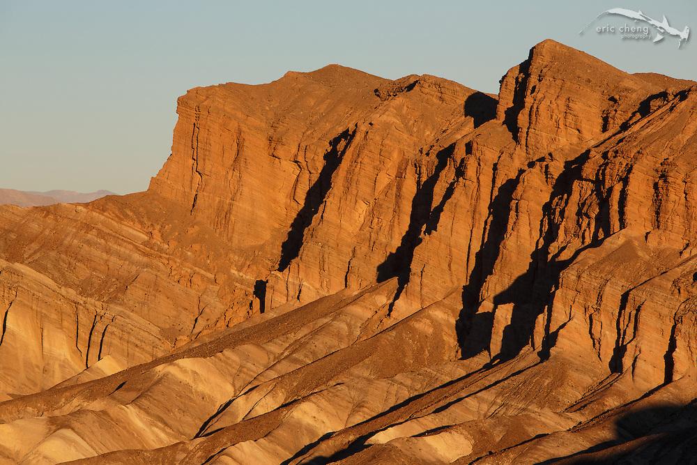 View from Zabriskie Point, Death Valley, California