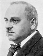 Alfred Adler  (1870-1937) Austrian psychiatrist; member of group around Freud until he broke away in 1911 and developed theory of Individual Psychology