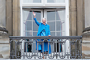 Queen Margrethe II of Denmark celebrates her 76th birthday.