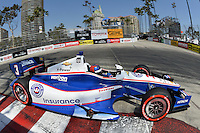 Helio Castroneves, Streets of Long Beach, Long Beach, CA USA 4/13/2014