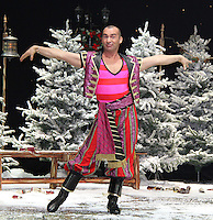 Louie Spence First Family Entertainment Pantomime photocall, Piccadilly Theatre, London UK, 26 November 2010: piQtured Sales: Ian@Piqtured.com +44(0)791 626 2580 (picture by Richard Goldschmidt)
