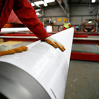 Steel Tube Manufacture in Hartlepool