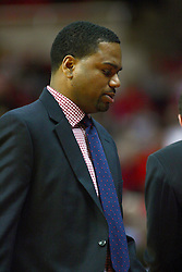 29 December 2011:  Paris Parham during an NCAA mens basketball game between the Northern Illinois Panthers and the Illinois State Redbirds in Redbird Arena, Normal IL