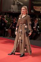 Vera Vitali at the premiere of the film Brimstone at the 73rd Venice Film Festival, Sala Grande on Saturday September 3rd 2016, Venice Lido, Italy.