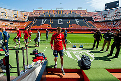 March 22, 2019 - Valencia, SPAIN - 190322 Martin Ødegaard of Norway after a training session on March 22, 2019 in Valencia..Photo: Vegard Wivestad Grøtt / BILDBYRÃ…N / kod VG / 170313 (Credit Image: © Vegard Wivestad GrØTt/Bildbyran via ZUMA Press)