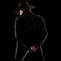 Randy Waples - Unforgiven pose