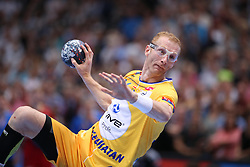 29.05.2016, Lanxess Arena, K&ouml;ln, GBR, EHC CL, KS Vive Kielce vs MVM Veszprem, Finale, im Bild bielecki (karol) // during the EHF Championsleague final match between KS Vive Kielce vs MVM Veszprem at the Lanxess Arena in K&ouml;ln, Germany on 2016/05/29. EXPA Pictures &copy; 2016, PhotoCredit: EXPA/ Pressesports/ GARNIER ETIENNE<br /> <br /> *****ATTENTION - for AUT, SLO, CRO, SRB, BIH, MAZ, POL only*****