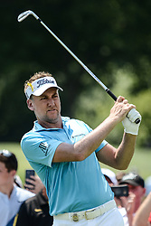 August 10, 2018 - Town And Country, Missouri, U.S - IAN POULTER from England during round two of the 100th PGA Championship on Friday, August 10, 2018, held at Bellerive Country Club in Town and Country, MO (Photo credit Richard Ulreich / ZUMA Press) (Credit Image: © Richard Ulreich via ZUMA Wire)