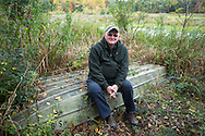 Wisconsin Author Jerry Apps photographed Sunday, October 6, 2013 on his Waushara County farm.