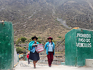 cof Ollantaytambo, Peru, South America