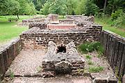 Römerkastell Würzberg, Römerbad, Odenwald, Naturpark Bergstraße-Odenwald, Hessen, Deutschland | Roman Bath, Wuerzberg, Odenwald, Hesse, Germany
