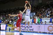 LIGNANO SABBIADORO, 13 LUGLIO 2015<br /> BASKET, EUROPEO MASCHILE UNDER 20<br /> ITALIA-SERBIA<br /> NELLA FOTO: Simone Fontecchio<br /> FOTO FIBA EUROPE/CASTORIA