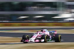 July 6, 2018 - Silverstone, Great Britain - Motorsports: FIA Formula One World Championship 2018, Grand Prix of Great Britain, .#11 Sergio Perez (MEX, Sahara Force India F1 Team) (Credit Image: © Hoch Zwei via ZUMA Wire)