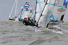 2015 DLR | 49erFX | 26 May