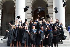 Graduations Photography at Trinity College Dublin, Ireland.