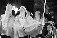 I riti della Settimana Santa a Taranto, Processione dei Misteri
