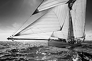 "France Saint - Tropez October 2013, Classic Yachts racing at the Voiles de Saint - Tropez<br /> C,CAG,PARTRIDGE,""21,06"",COTRE AURIQUE/1885,J BEAVOR WEGG"