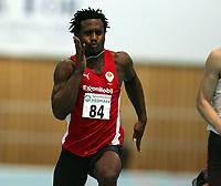 Friidrett , 18. februar 2006 , NM friidrett innendørs , Jorma Bailey , Skjalg