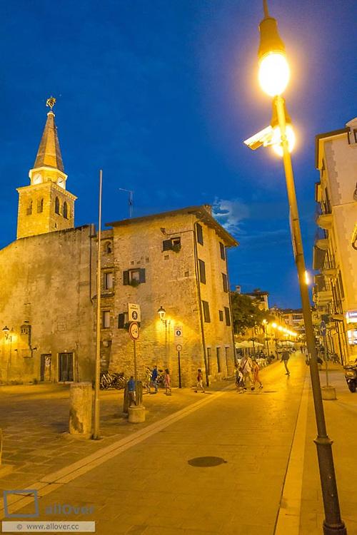 Grado, Old City Center, Italy, Friaul-Julian Venetia