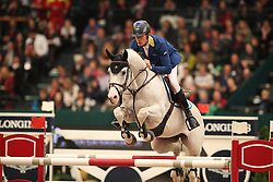 Ahlmann Christian, (GER), Colorit<br /> Longines FEI World Cup presented by Sparkasse<br /> Sparkasen Cup-Grand Prix of Leipzig<br /> CSIO Leipzig 2016<br /> © Hippo Foto - Stefan Lafrentz