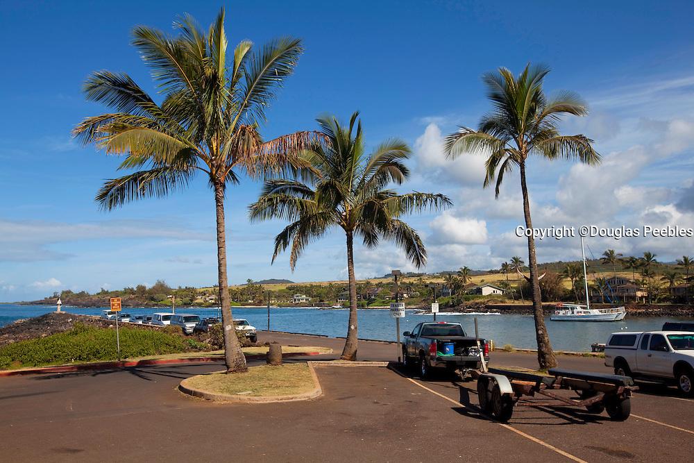 Kukuiula Small Boat Harbor, Poipu,  Kauai, Hawaii