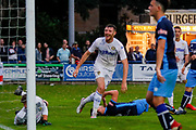 Leeds United Ryan Edmondson (14) scores a goal and his hat trick to make the score 1-5 during the Pre-Season Friendly match between Tadcaster Albion and Leeds United at i2i Stadium, Tadcaster, United Kingdom on 17 July 2019.