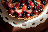 Sandrine's French Pastries Fruit Tart
