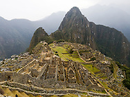 cof Machu Picchu, Peru, South America