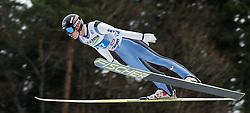 04.01.2014, Bergisel Schanze, Innsbruck, AUT, FIS Ski Sprung Weltcup, 62. Vierschanzentournee, Probesprung, im Bild Markus Schiffner (AUT) // Markus Schiffner of Austria during Trial Jump of 62nd Four Hills Tournament of FIS Ski Jumping World Cup at the Bergisel Schanze, Innsbruck, Austria on 2014/01/04. EXPA Pictures © 2014, PhotoCredit: EXPA/ Peter Rinderer