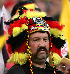 A fan of Germany