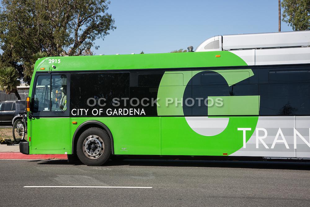 City of Gardena GTrans Bus Service