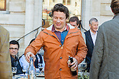 20121010 Jamie Oliver films in Brussels